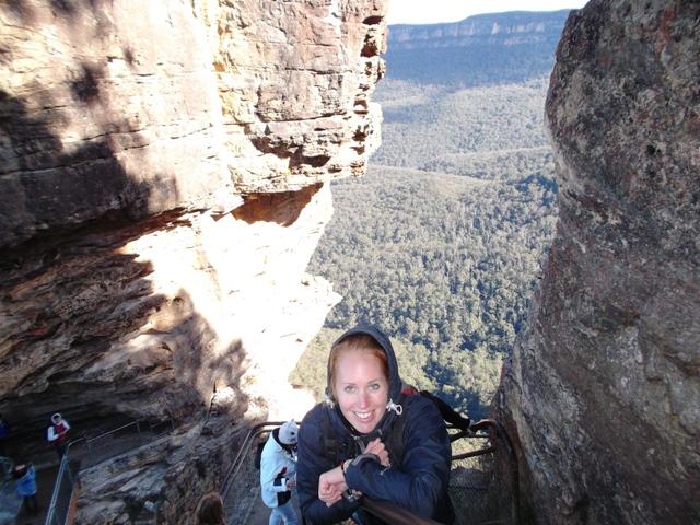 Een uurtje ten westen van Sydney liggen de Blue Mountains, waar je fantastisch kunt hiken en van schitterende vergezichten kunt genieten.