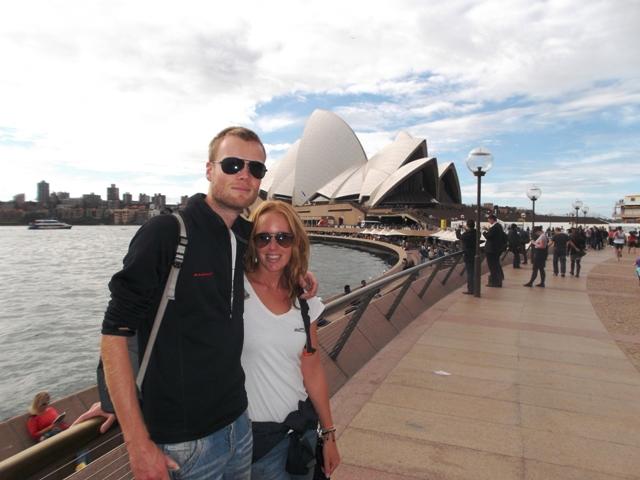 Local style of niet, downtown Sydney is een must-see, met de Circular Quay, de Harbour Bridge, en natuurlijk de Opera House.