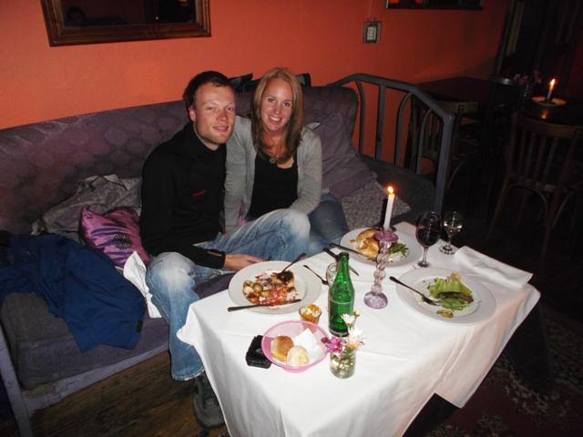 Lekker uit eten dankzij een Reiswijs Voucher van http://www.devakantiezoeker.nl