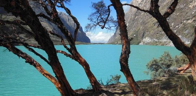 Hike naar Laguna 69, Huaraz