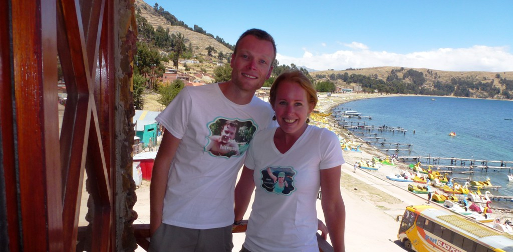 Onze nieuwe T-shirts