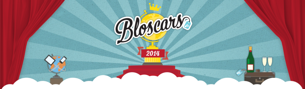 Bloscars Award 2014 - Finalist Reiswijsneuzen