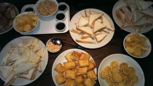 Typisch Engelse lunch bij Hugo's