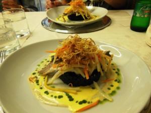 Proteus restaurant, Postojna