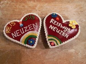 Gingerbread Workshop at Gostilna Lectar, Radovljica (Slovenie)