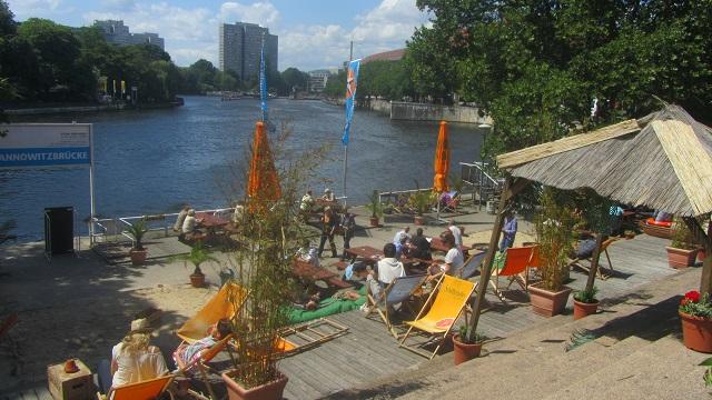 Bar Am Spree (© Enjoy-berlin.nl)