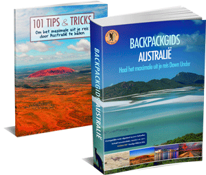 Backpackgids Australie & 101 Tips en Tricks
