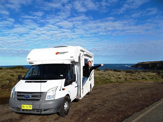 Roadtrip door Australie