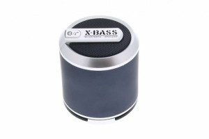Reisgadget 1: wireless bluetooth speaker