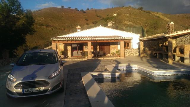 Vila Andalusie: vakantiehuis Casa Hugo vlakbij Malaga