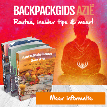 Backpackgids Azie: tips over kosten besparen en routes voor backpackers!