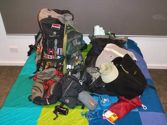 Paklijst voor je backpack: lichtgewicht op vakantie of op (wereld) reis.