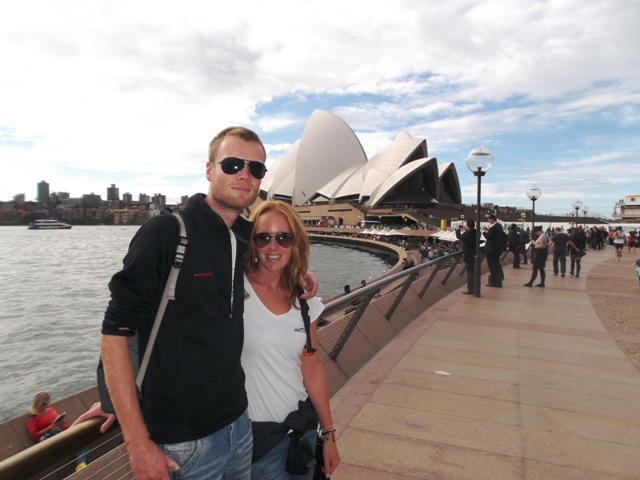 Local style of niet, downtown Sydney is een must-see, met de Circular Quay, de Harbour Bridge, en natuurlijk de Opera House.