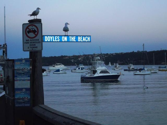 Watsons Bay - mooie wandelingen en de beste views op downtown Sydney. Geniet daarna van een lekker drankje bij 'Doyles on the beach'.