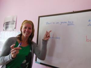 Niet geloven wat lerares Manon schrijft