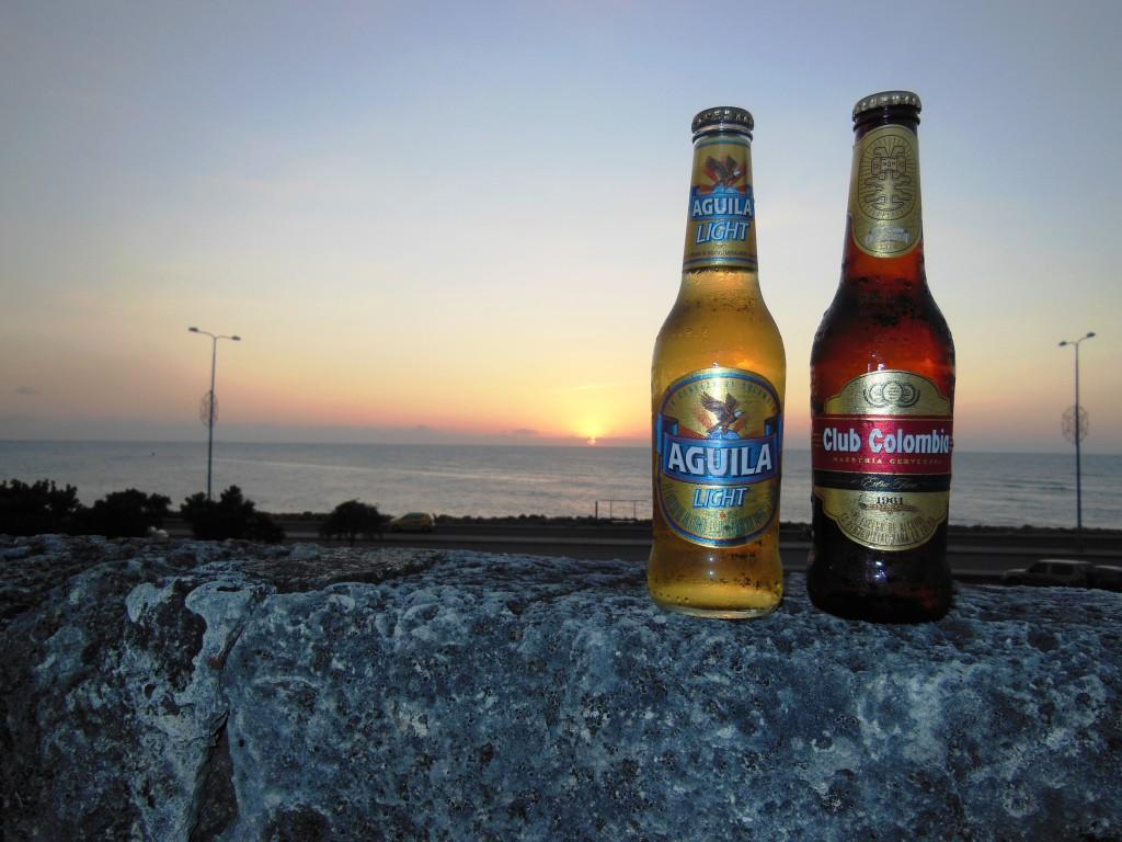 De oude stad wordt nog steeds omgeven door de originele stadsmuur. De ideale plek om met een biertje te genieten van de zonsondergang.