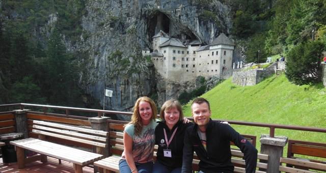 Predjama Castle, Slovenie