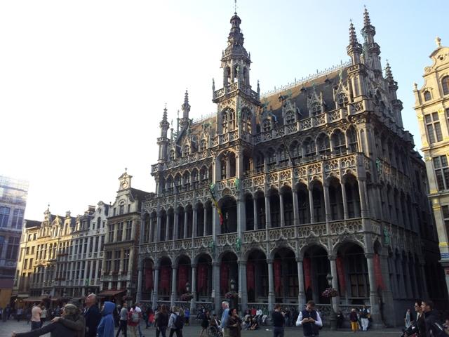 Het stadhuis van Brussel