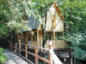 Glamping at Garden Village in Bled, Slovenie