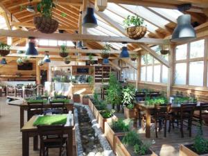 Glamping - Restaurant Garden Village Bled, Slovenie