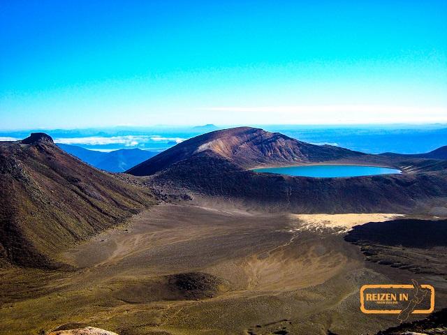 Tongariro Crossing - Nieuw Zeeland
