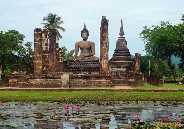 Sukhothai_Thailand_backpacken_kosten_visum_tips