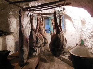 Huisgemaakte producten bij Eco Tourist Farm in Tolmin, Slovenie