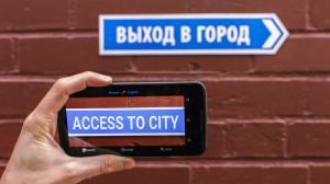 Google translate word lens app