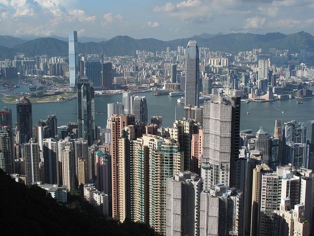 Hong Kong wereldstad