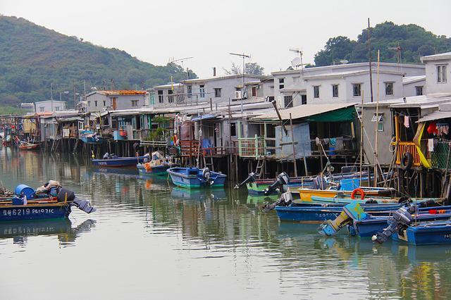 Hong Kong eiland Lamma
