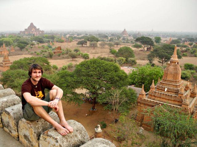 Myanmar: Bagan vlakte