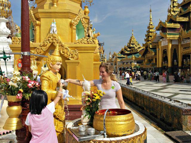 Myanmar: Yangon