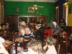 Cuba muziekavond