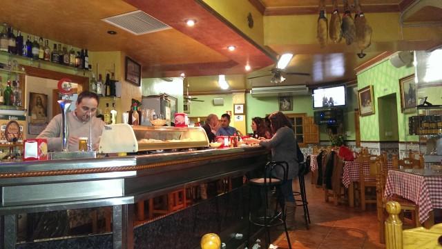 Tapabar El Paco in El Borge