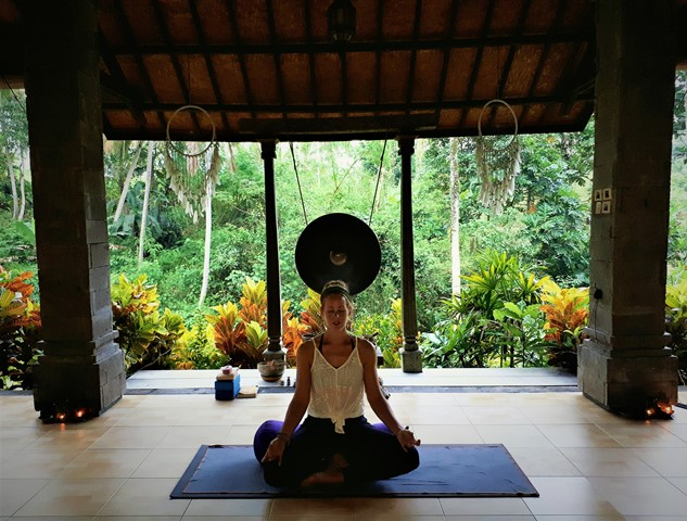 Yoga / Meditatie retreat in Ubud, Bali