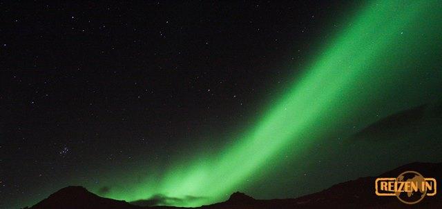 IJsland_per_camper_noorderlicht