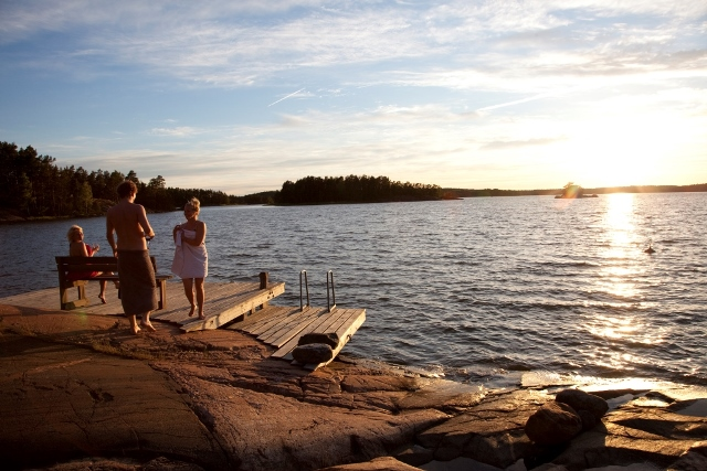 Lapland_sauna