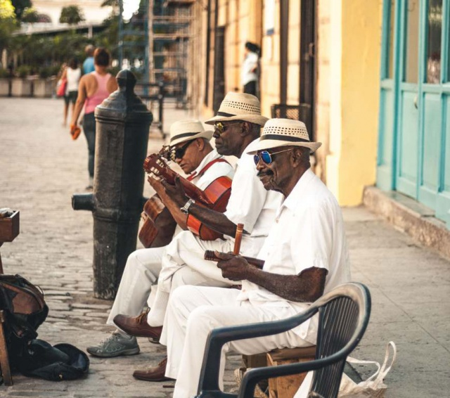 Muzikaal Cuba Visum aanvragen