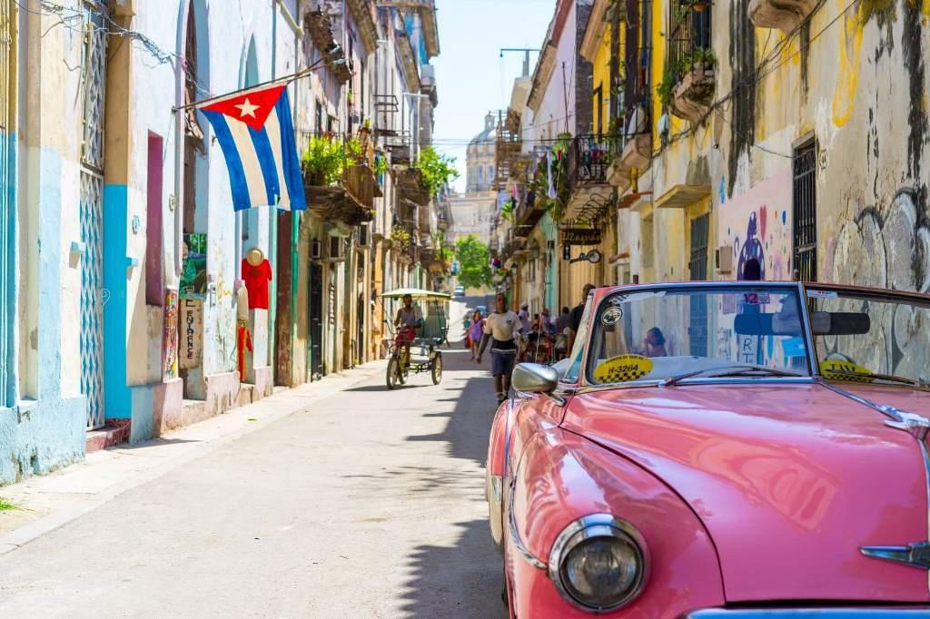 Visum verlengen in Havana, Cuba