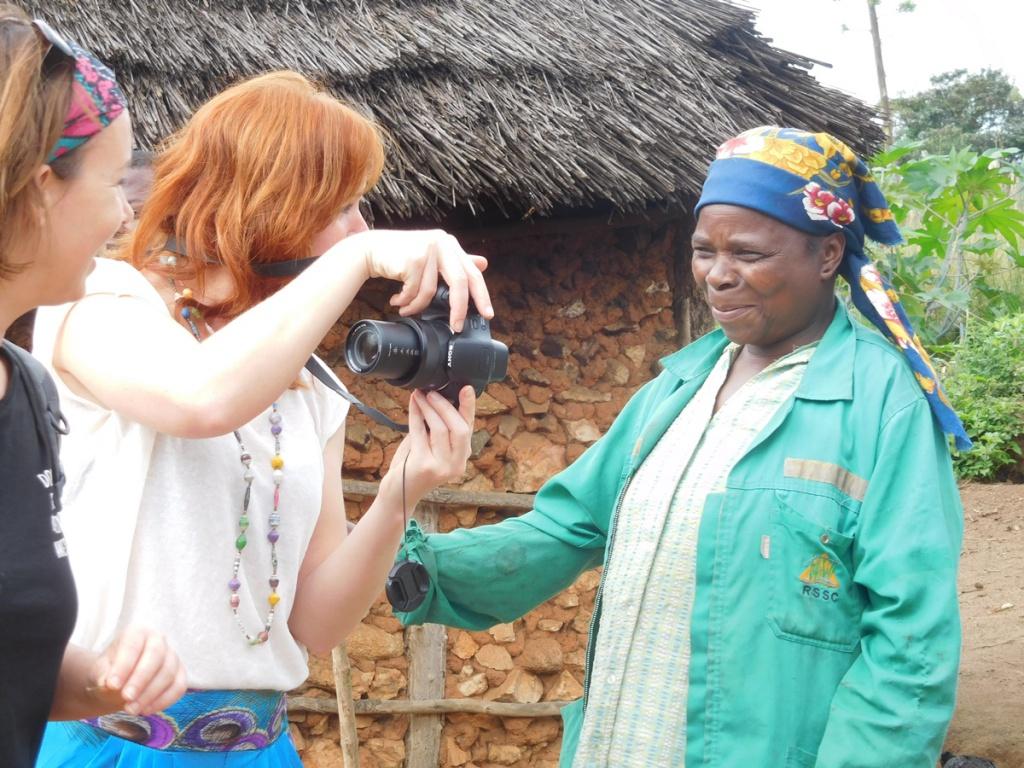 Connecten met een lokale vrouw in Swaziland