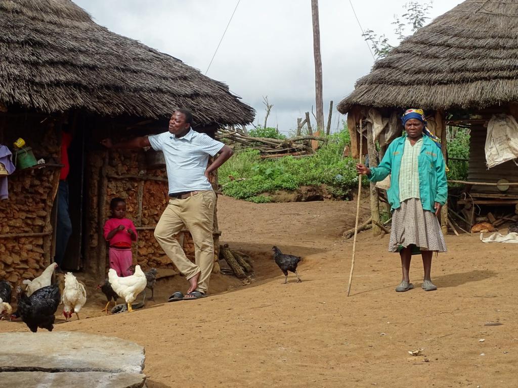 Swaziland homestay lokaal reizen