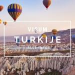 Visum Turkije alle informatie