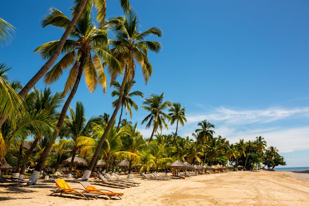 Het prachtige Noisy Be strand van Madagaskar