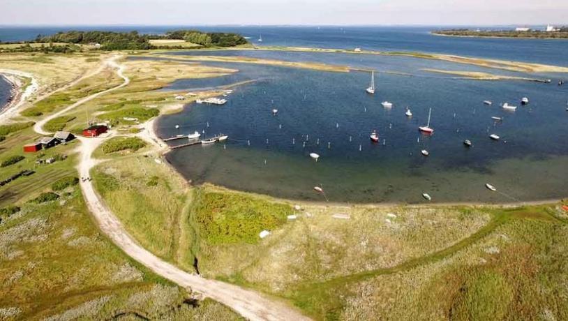 N8 Oostzeeroute Denemarken, fietseiland Funen