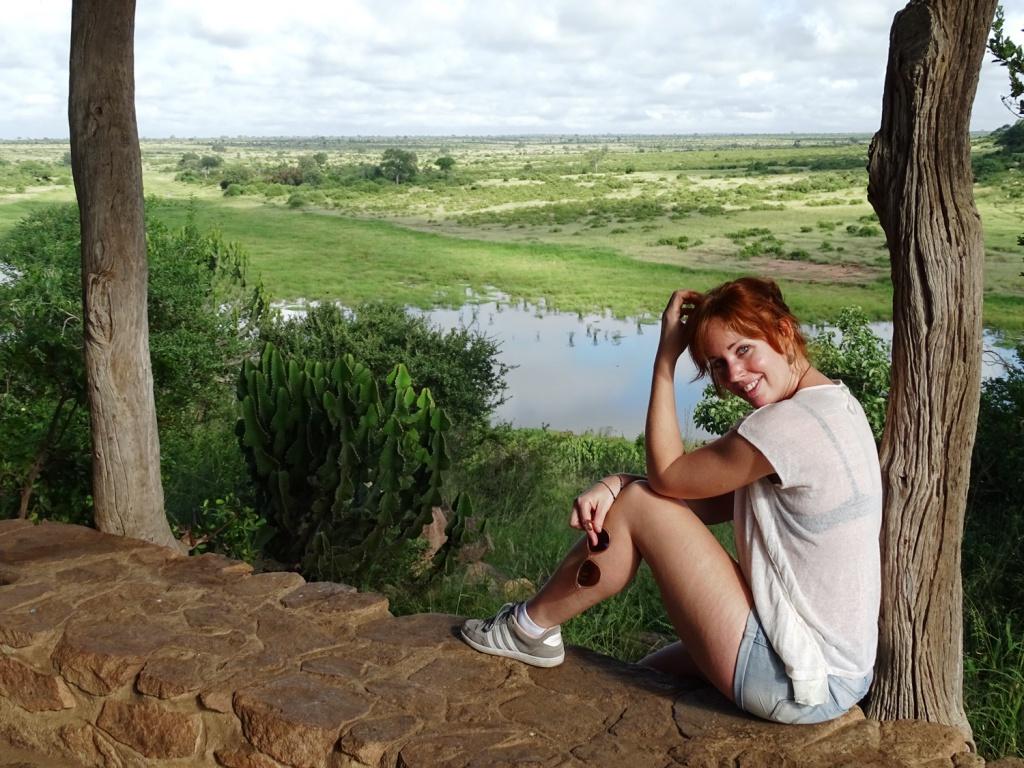 Safari Krugerpark Zuid-Afrika: uitstappen bij een van de view points