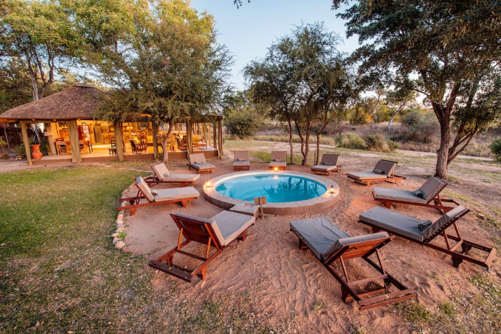 Accommodatie-tip: Shindzela Tented Camp in Timbavati, Zuid-Afrika