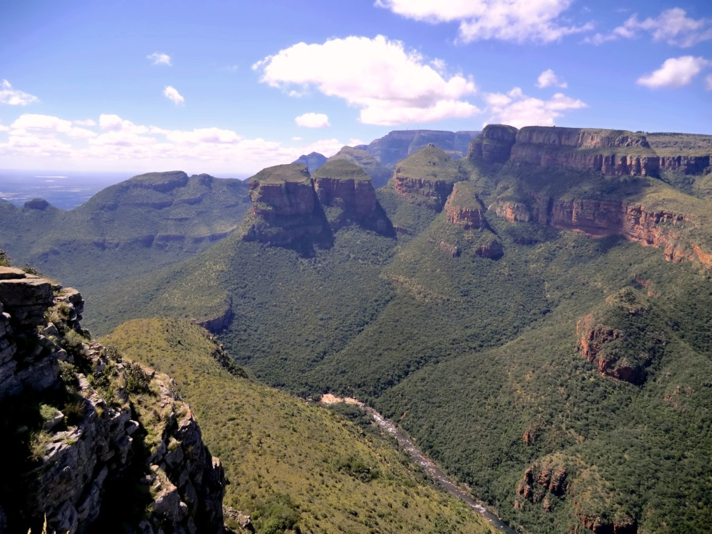 Blyde River Canyon & Three Rondavels, Panoramaroute (Zuid-Afrika rondreis tip!)