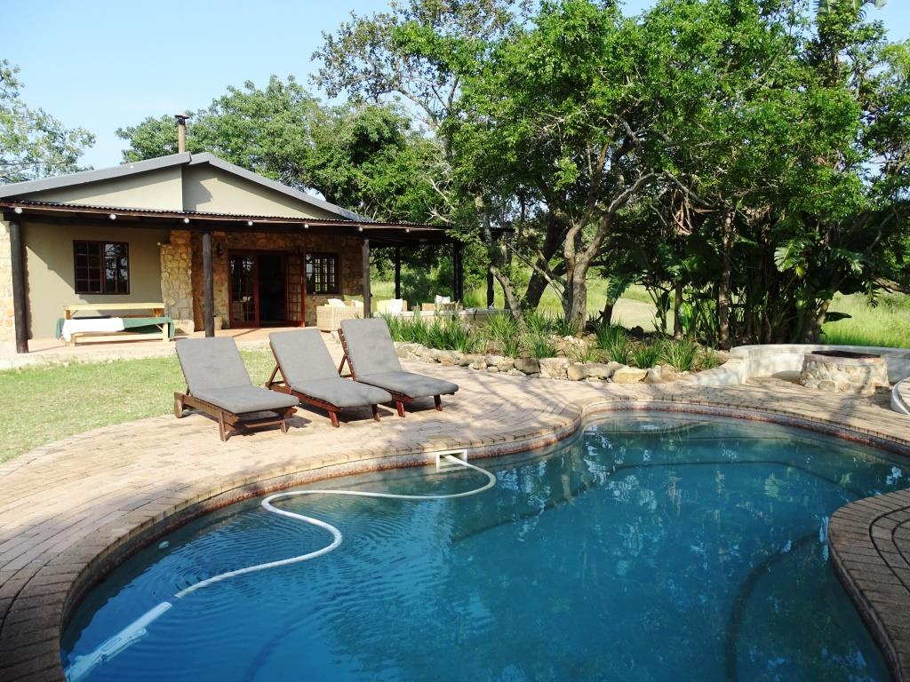 Zuid-Afrika rondreis accommodatie tip: prachtige bush cottage bij Tomjachu Bush Retreat, Nelspruit, Zuid-Afrika