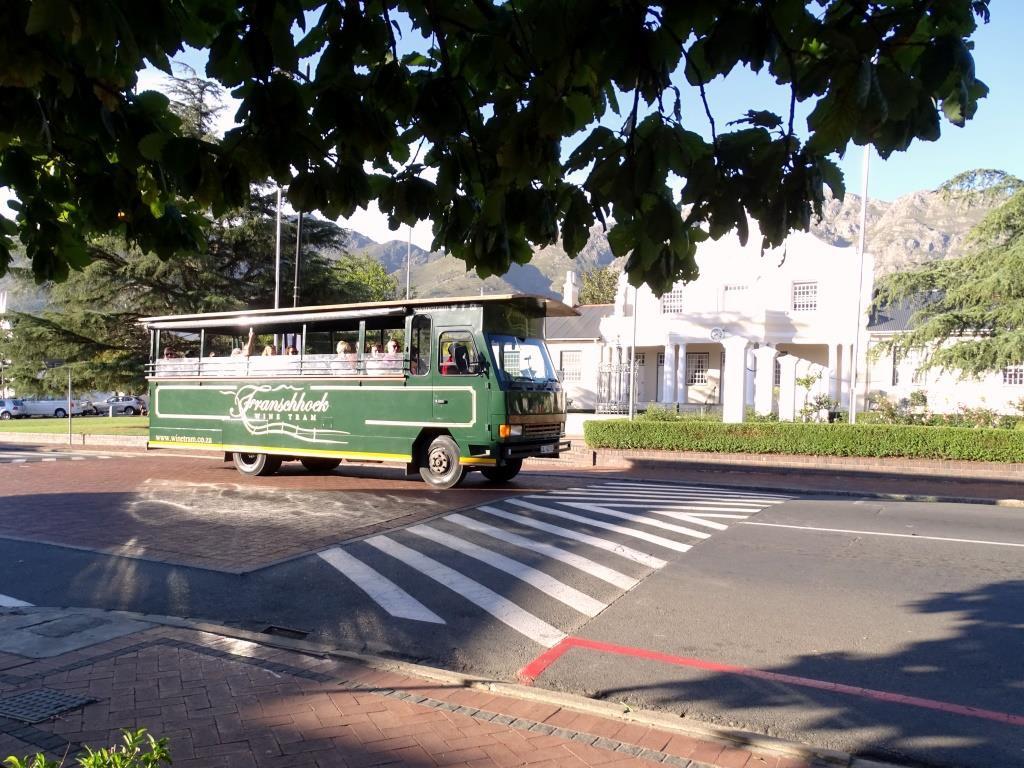 Franschhoek Wine Tram (Zuid-Afrika tip voor echte wijnliefhebbers!)