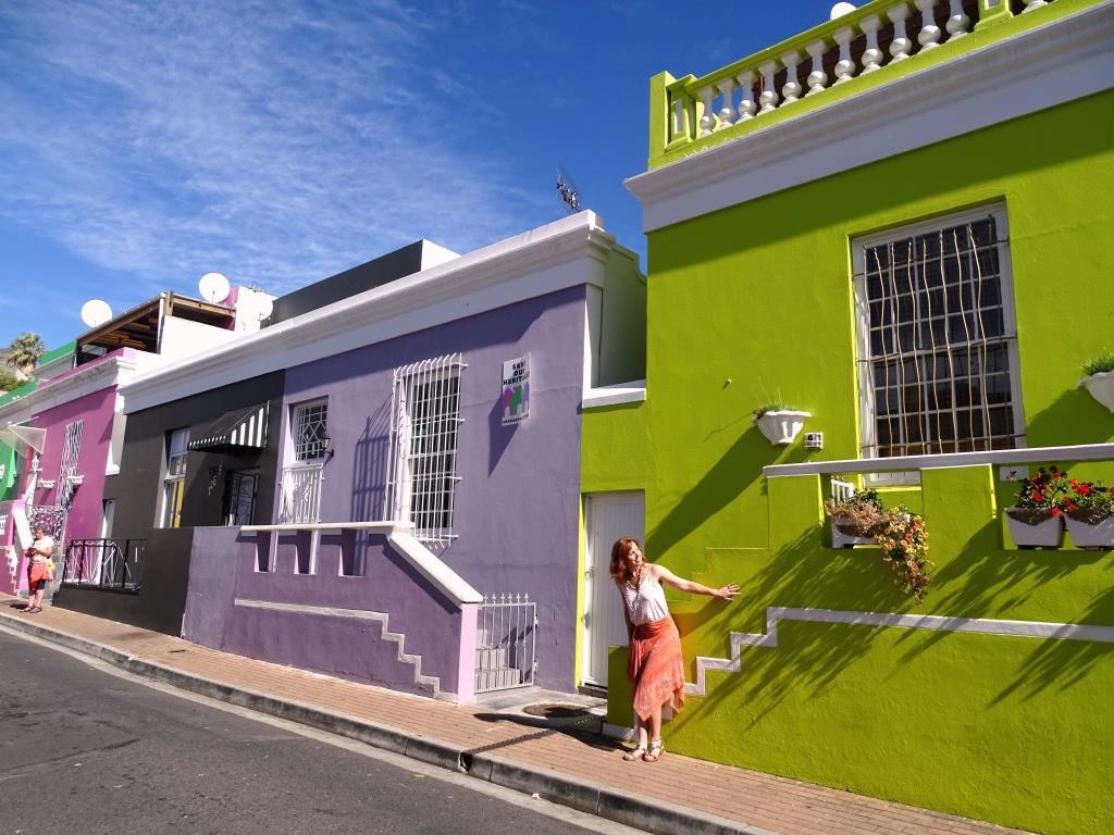 Wandelen door de Bo Kaap: de kleurigste wijk van Kaapstad (Zuid-Afrika rondreis tip!)